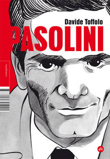 Portada de 'Pasolini', de Davide Toffolo