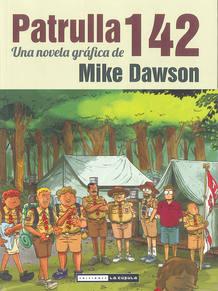 Portada de 'Patrulla 142', de Mike Dawson