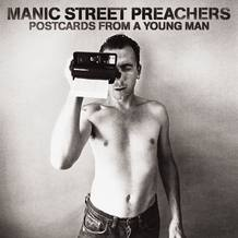 Portada de 'Postcards from a Young Man' de Manic Street Preachors