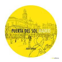 Portada de 'La Puerta del Sol', de Juan Berrio