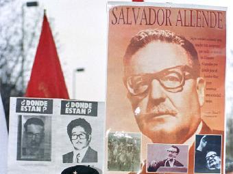 Ver v?deo  'En portada - Salvador Allende. Caso cerrado'