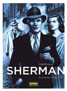 Portada de 'Sherman 1', de Griffo y Desberg