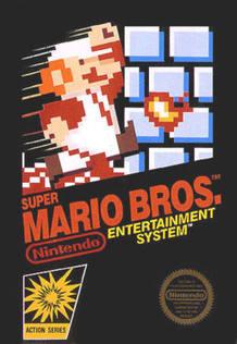 Super Mario Bros. fue el primer super ventas en la historia de los videojuegos