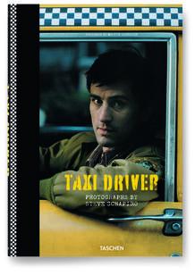 Portada de 'Taxi Driver', de Steve Schapiro y Paul Duncan (Taschen)