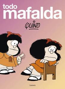 Portada de 'Todo Mafalda', de Quino