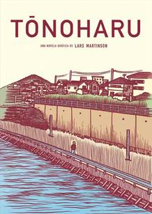 Portada de 'Tonoharu', de Lars Martinson