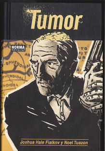Portada de 'Tumor', de Joshua Hale Fialkov y Noel Tuazon