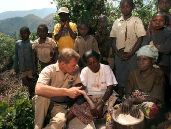 Ver vídeo  'En portada - Uganda. Los desafíos del Milenio'