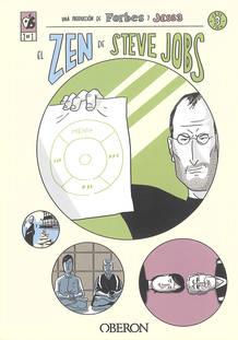 Portada de 'El Zen de Steve Jobs', de Forbes y Jess3