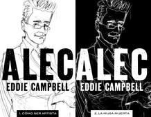 Portadas de 'Alec', de Eddie Campbell