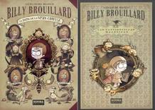 Portadas de 'Billy Brouillard, el don de la vista confusa', y 'Las cancioncillas maléficas' de Guillaume Bianco