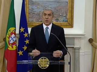 Ver v?deo  'Portugal es el tercer país de la Unión Europea, tras Grecia e Irlanda, que solicita ayuda financiera'