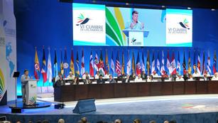 Ver vídeo  'Posiciones enfrentadas en la Cumbre de las Américas'