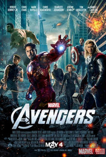 Poster de 'Los Vengadores'