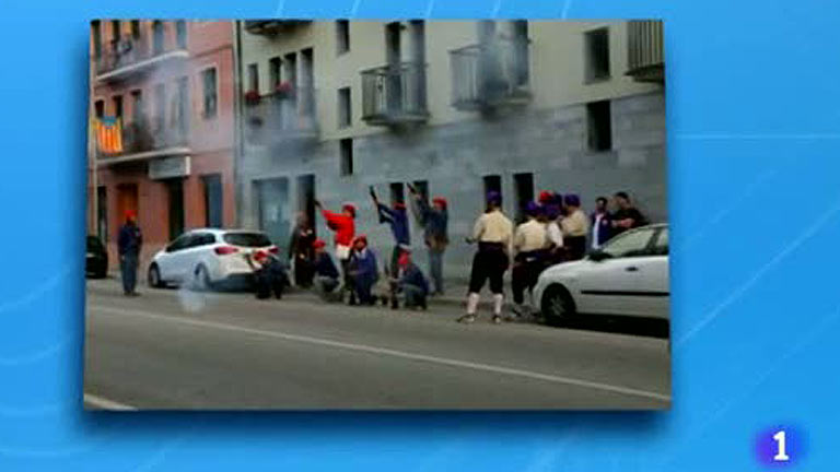 El PP de Cataluña denuncia a los trabuqueros de Cardedeu