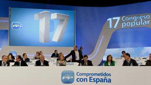 Ver vídeo  'El PP celebra su congreso en Sevilla a un mes de las elecciones autonómicas andaluzas'