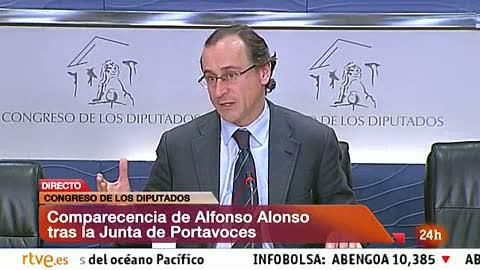 """Ver vídeo  'El PP, dispuesto a negociar el Consejo de RTVE """"sin perjuicios""""'"""