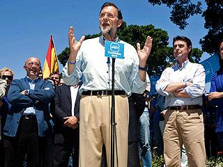 Ver v?deo  'PP y PSOE continuan en la batalla electoral'
