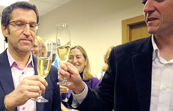 El PP recupera Galicia con mayoría absoluta