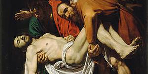 El Prado exhibe dos meses 'El descendimiento' de Caravaggio