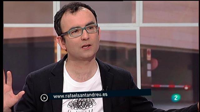 Para todos La 2 - Entrevista: Rafael SantAndreu - Preferencias y exigencias