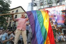 PREGÓN DE LAS FIESTAS DEL ORGULLO GAY DE MADRID
