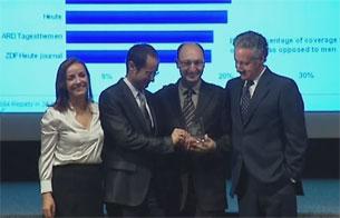 Ver v?deo  'Premiado como el mejor informativo del mundo'