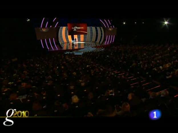 Premios Goya 2010 - Segunda parte