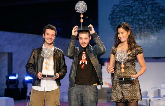 Los Invi premian la innovación audiovisual en Internet