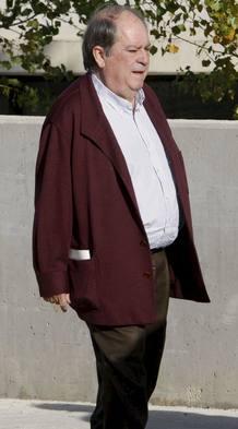 Lluís Prenafeta ha salido de la cárcel Can Brians II después de pagar un millón de euros de fianza
