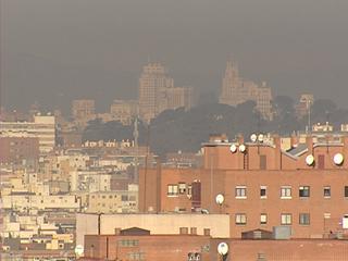Ver v?deo  'Preocupación en Madrid por los altos niveles de contaminación'