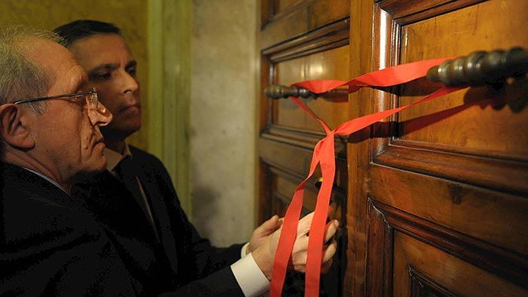 Preparan el nuevo cónclave tras la despedida de Benedicto XVI