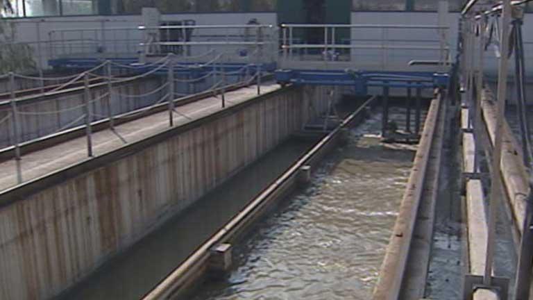 Presencia de Diclofenaco en aguas de ríos del Mediterráneo