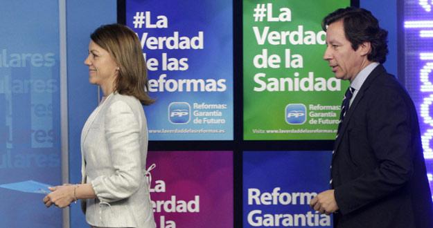 """PRESENTACIÓN DE LA CAMPAÑA """"REFORMAS: GARANTÍA DE FUTURO"""""""