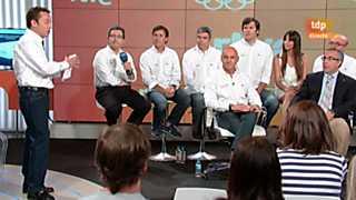 Ver vídeo  'Presentación de la cobertura de RTVE para los JJOO de Londres 2012'