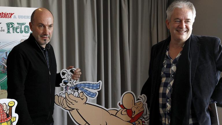 Astérix y Obélix viajan a Escocia en la nueva entrega de la saga