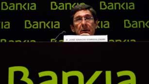 Ver vídeo  'Presentado el plan de recapitalización de Bankia'