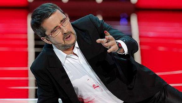 El presentador Andreu Buenafuente, durante la XXIIII edición de los Premios Goya