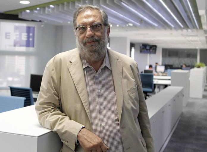 El presidente de la Academia del Cine, Enrique González Macho, en una imagen de archivo.