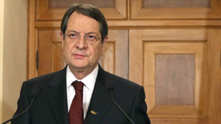 """El presidente de Chipre: """"La tasa sobre depósitos bancarios era la opción menos dolorosa"""""""