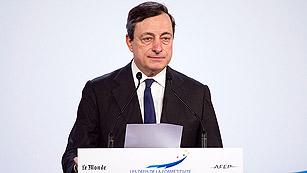 Ver vídeo  'El presidente del BCE dice que lo peor de la crisis ya ha pasado, pero admite que aún hay riesgos'