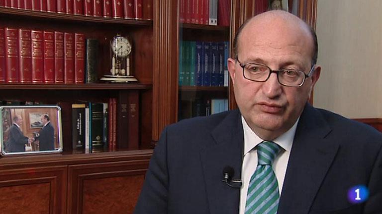 El presidente del Tribunal de Cuentas habla en exclusiva para TVE