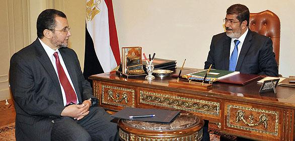 El presidente de Egipto, Mohamed Mursi, encarga a formación de un nuevo Gobierno
