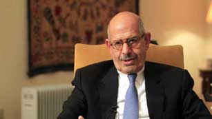 Ver vídeo  'El presidente interino de Egipto nombra a El Baradei Primer Ministro'