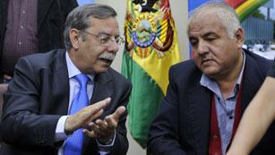 Ver vídeo  'El presidente de Red Electríca está en Bolivia para negociar la nacionalización de la compañía'
