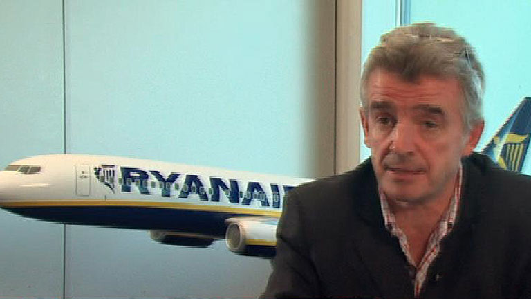 La ma&ntilde;ana de La 1 - Exclusiva con el presidente de Ryanair