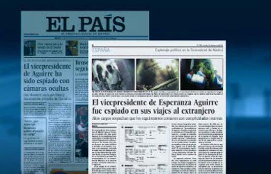 Ver vídeo  'Presunto caso de espionaje al vicepresidente de la Comunidad, Ignacio González.'