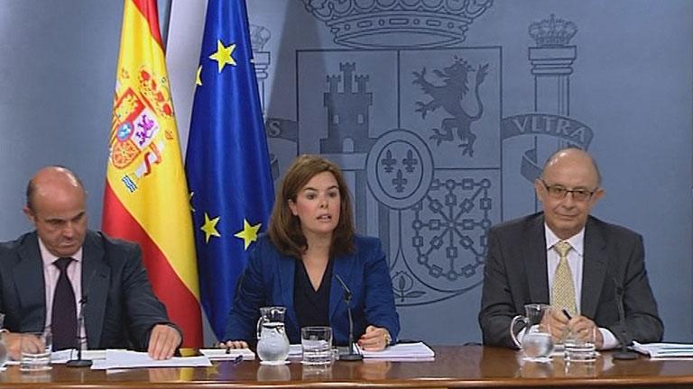 El Gobierno aprueba los Presupuestos Generales para 2014