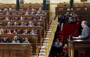 Ver v?deo  'Los presupuestos para el año 2009 han empezado su tramitación parlamentaria'