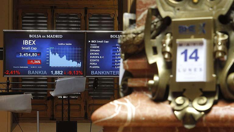 La prima de riesgo española bate un récord desde la entrada en el euro